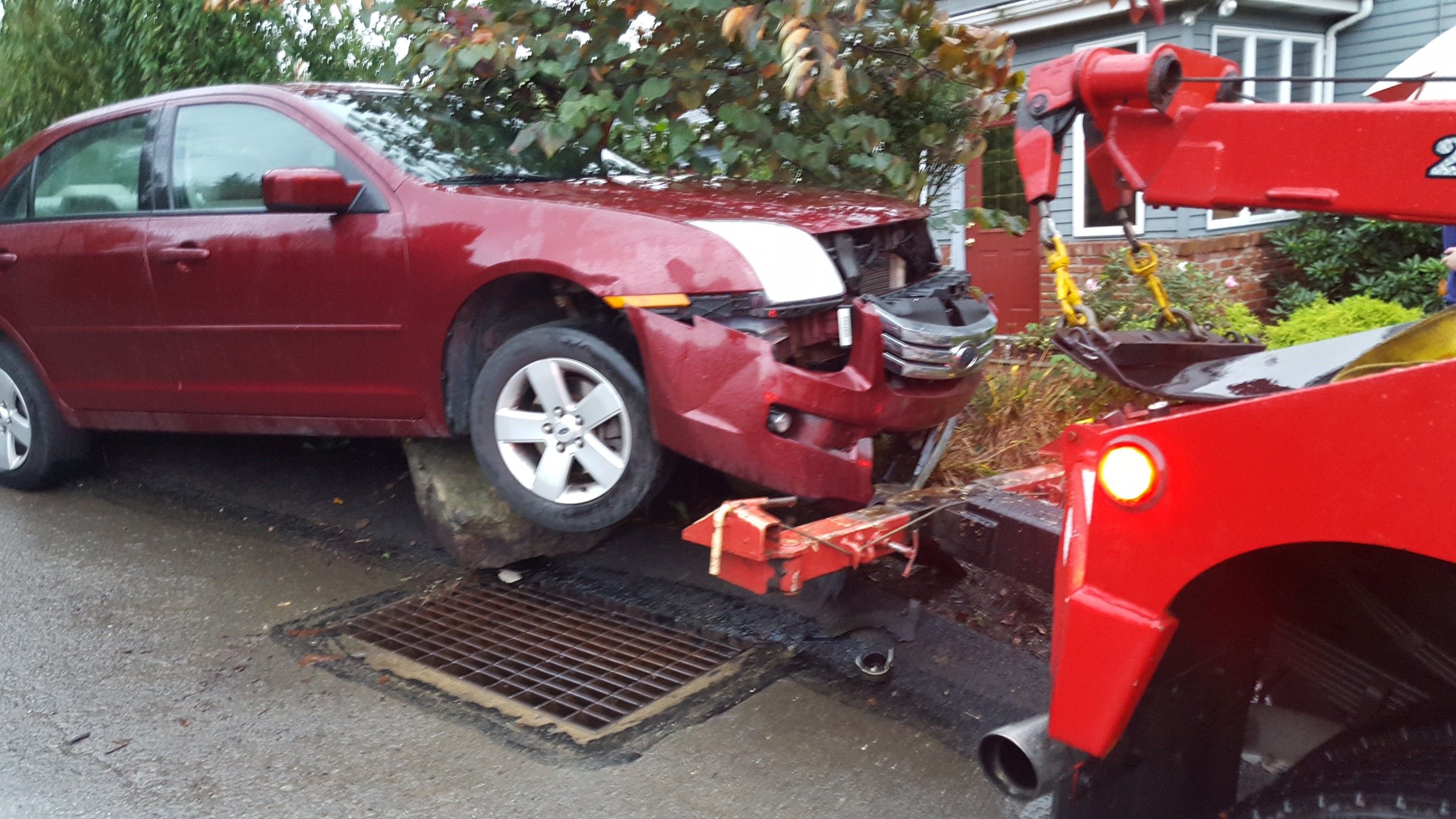 accident towing