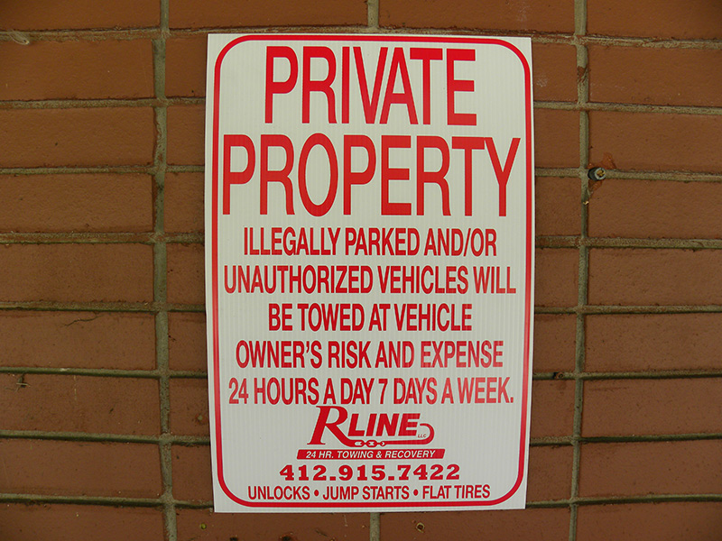 private_property_tow_truck_pittsburgh_pa