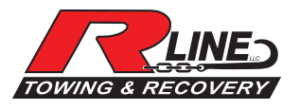 R Line Towing logo