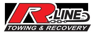 R Line Towing logo