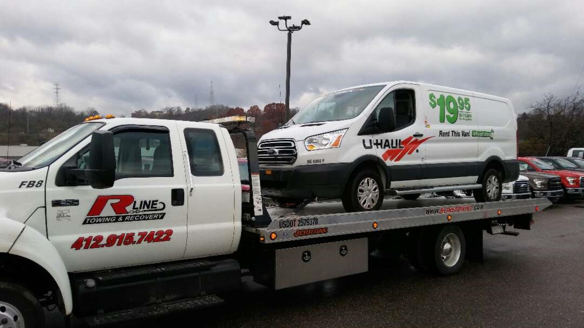 medium duty tow truck pittsburgh