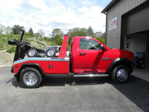 r line towing 2017 dodge 4500