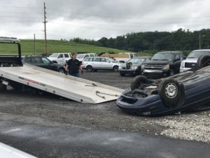 accident roll-over training