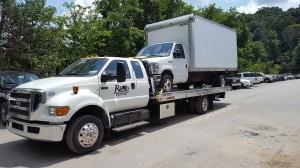 17' Box Truck