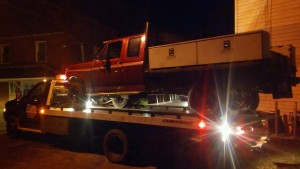 Late Night Towing